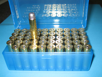 38 Special Group in Ammo Box