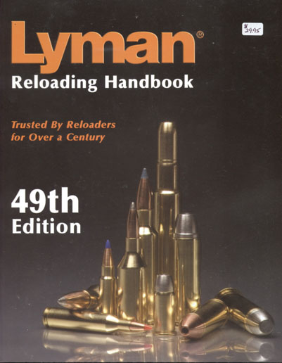 Lyman Reloading Manual